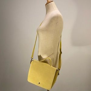 Real Leather COS Crossbody Bag